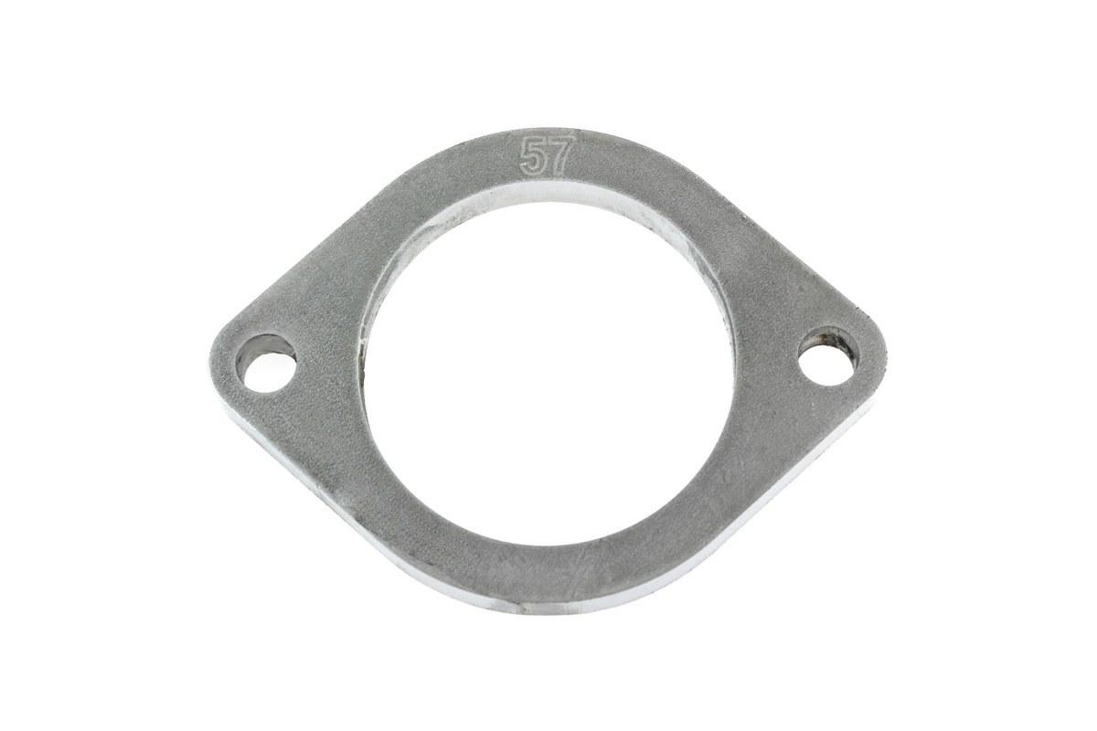 Flansza łącznik układu wydechowego 57mm 2 śruby - GRUBYGARAGE - Sklep Tuningowy